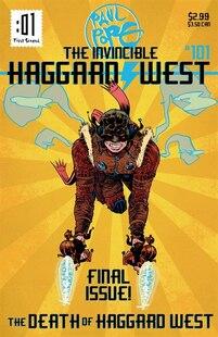 The Death of Haggard West