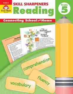 Skill Sharpeners Reading Grade 5 by Evan-moor Educational Publishers