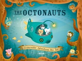 The Octonauts: Underwater Adventures Box Set