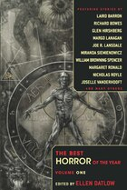 The Best Horror of the Year Volume 1: Volume 1