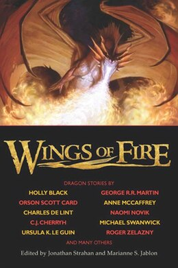 Book Wings of Fire by Holly Black