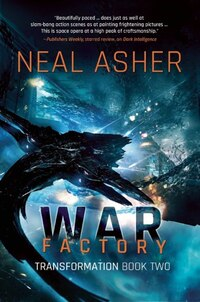 War Factory (paperback) : Transformation Book Two