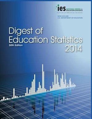 Digest of Education Statistics 2014 by Center for Education Statistics