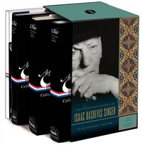 Isaac Bashevis Singer: The Collected Stories: A Library Of America Three-volume Boxed Set