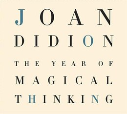 Book The Year Of Magical Thinking by Joan Didion