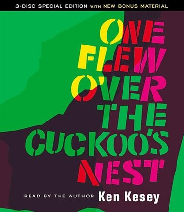 the element of control in ken keseys one flew over the cuckoos nest