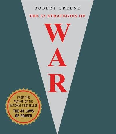 The 33 Strategies of War de Robert Greene