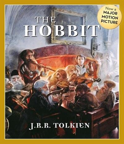 The Hobbit by J.R.R. Tolkien