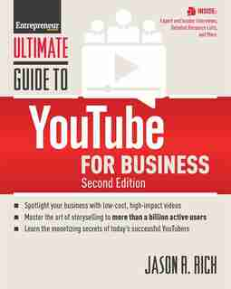 Ultimate Guide To Youtube For Business de Inc. The Staff Of Entrepreneur Media, Inc.