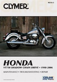 Honda Vt750 Shadow Chain Drive 1998-2006 by Penton Staff