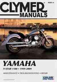Yamaha V-star 1100 by Penton Staff