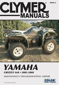 Yamaha Grizzly 660 2002-2008 by Penton Staff
