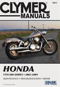 Honda Vtx1300 Series 2003-2009 by Penton Staff