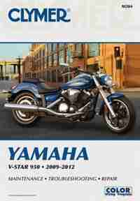 Yamaha V-star 950 2009-2012 by Penton Staff