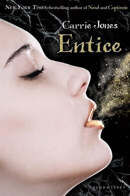 Book Entice by Carrie Jones