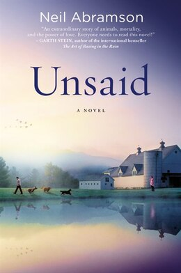 Book Unsaid: A Novel by Neil Abramson