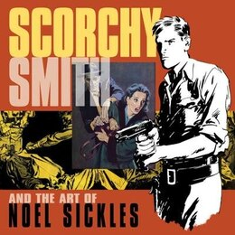 Book Scorchy Smith and the Art of Noel Sickles by Noel Sickles