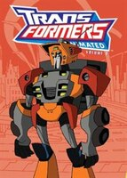 Transformers Animated Volume 9