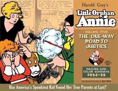 Complete Little Orphan Annie Volume 5 by Harold Gray