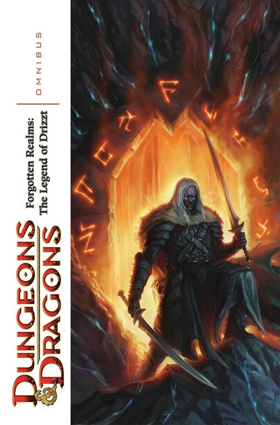 Dungeons & Dragons: Forgotten Realms - The Legend Of Drizzt Omnibus Volume 1 by Andrew Dabb
