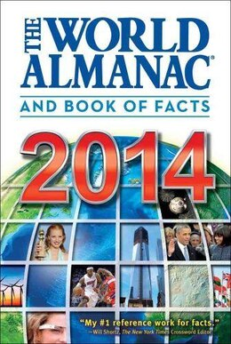 Book World Almanac and Book of Facts 2014 by Sarah Janssen
