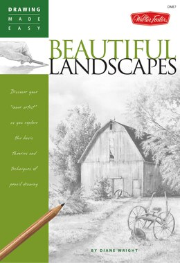 Book Beautiful Landscapes: Discover your inner artist as you explore the basic theories and techniques… by Diane Wright