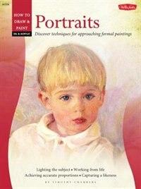 Oil & Acrylic: Portraits