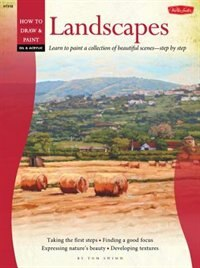 Book Oil & Acrylic: Landscapes: Learn To Paint A Collection Of Beautiful Scenes-step By Step by Anita Hampton