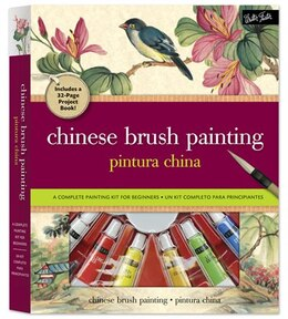 Book Chinese Brush Painting Kit: A Complete Painting Kit For Beginners by Rebecca Yue