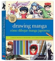 Drawing Manga Kit: A Complete Drawing Kit For Beginners