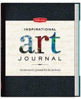 Book Inspirational Art Journal: An Interactive Journal For The Art Lover by Walter Foster Creative Team