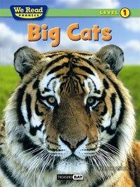 We Read Phonics:Big Cats Lev.1