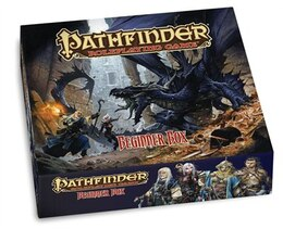 Book Pathfinder Roleplaying Game Beginner Box by Jason Bulmahn