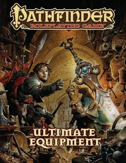 Book Pathfinder Roleplaying Game: Ultimate Equipment by Jason Bulmahn