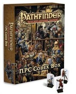 Pathfinder Roleplaying Game: Npc Codex Box