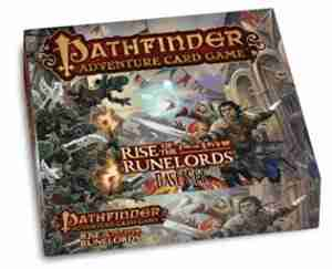 Pathfinder Adventure Card Game: Rise of the Runelords Base Set by Mike Selinker