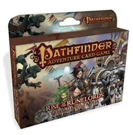 Book Pathfinder Adventure Card Game: Rise of the Runelords Character Add-On Deck by Mike Selinker