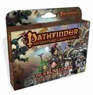 Pathfinder Adventure Card Game: Rise of the Runelords Character Add-On Deck by Mike Selinker