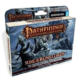 Book Pathfinder Adventure Card Game: Rise of the Runelords Deck 2 - The Skinsaw Murders Adventure Deck by Mike Selinker