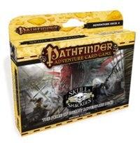 Pathfinder Adventure Card Game: Skull & Shackles Adventure Deck 4 - Island Of Empty Eyes by Mike Selinker