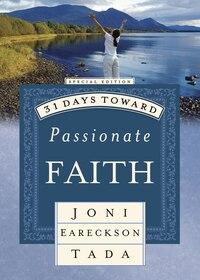31 Days Toward Passionate Faith: Special Edition