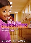 Paper Thin by Shelia M. Goss