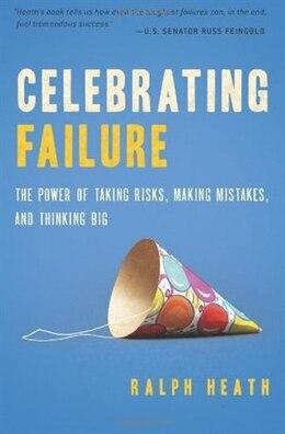 Book Celebrating Failure by Ralph Heath