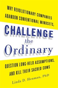 Challenge The Ordinary