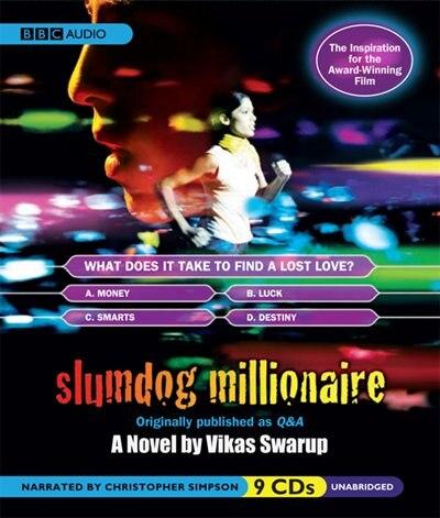 Q & A: Originally Published As Q&A by Vikas Swarup