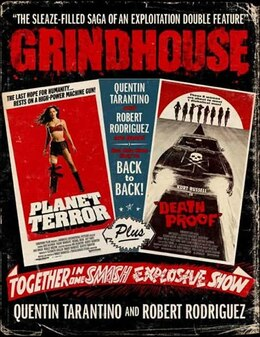 Book Grindhouse: The Sleaze-filled Saga Of An Explitation Double Feature by Quentin Tarantino