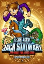 Secret Agent Jack Stalwart: Book 10: The Quest For Aztec Gold: Mexico: Mexico