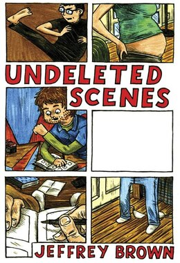 Book Undeleted Scenes by Jeffrey Brown