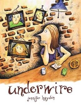 Book Underwire by Jennifer Hayden