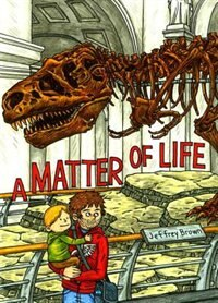 Book A Matter Of Life by Jeffrey Brown